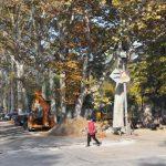 Участок в центре столицы временно перекроют: маршруты общественного транспорта меняются