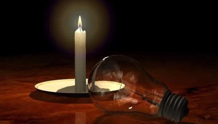 Массовые отключения света ожидаются в среду в столице