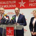 Зинаида Гречаный поблагодарила граждан за участие в выборах и поддержку, оказанную ПСРМ