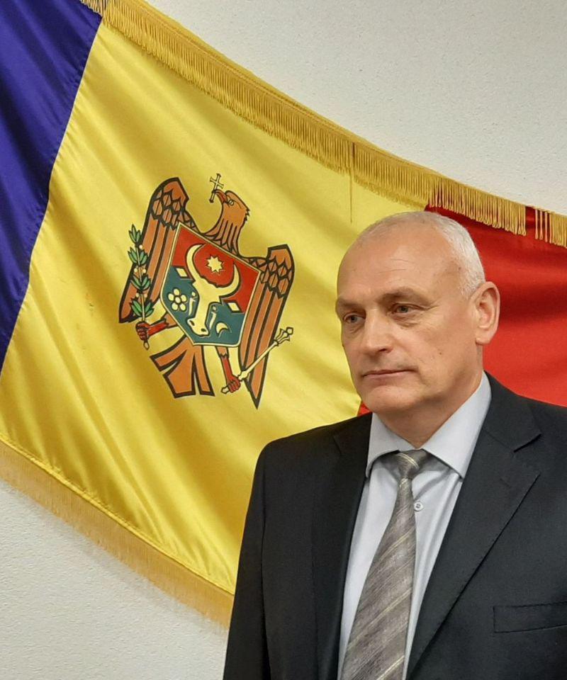 Председателем Бричанского района избран cоциалист Виталий Лупашко