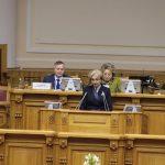 Зинаида Гречаный: Молдова заинтересована в более активной работе в рамках СНГ и ЕАЭС (ВИДЕО)