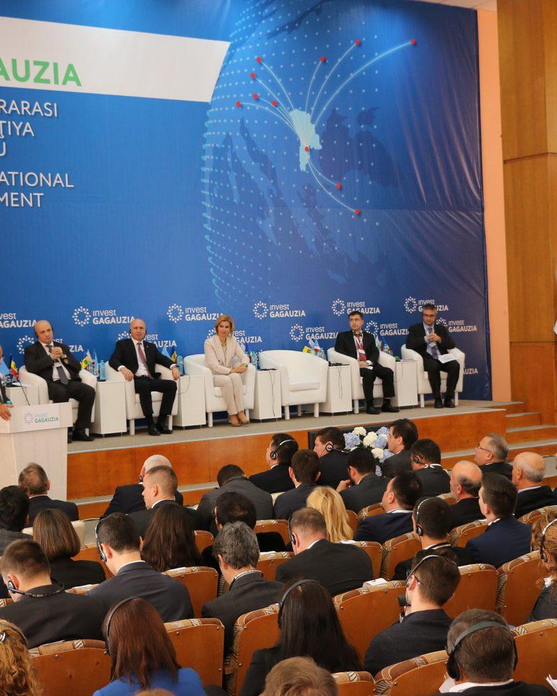 Главный региональный экономический форум Молдовы