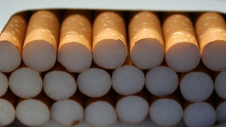 На молдо-румынской границе изъяли более полутора млн контрабандных сигарет