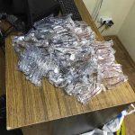 Молдаванка попыталась провезти через таможню партию контрабандных очков (ФОТО)