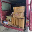 Сотрудники таможни конфисковали партию контрабандных товаров на полмиллиона леев (ФОТО)