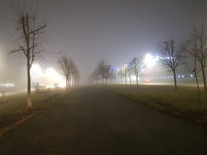 """Ни зги не видно: синоптики продлили """"жёлтый код"""" в связи с туманом"""