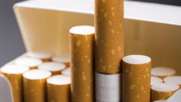 Молдаванин пытался контрабандой вывезти сигареты в Румынию (ФОТО)