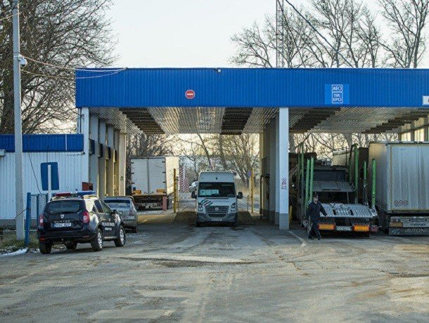 Три КПП на молдо-румынской границе будут модернизированы