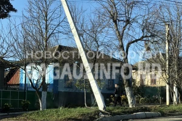 В Чадыр-Лунге произошло двойное ДТП (ФОТО)