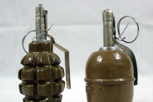 Жительница Вулканешт нашла в пристройке дома две боевые гранаты