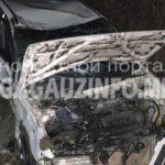 Вблизи Казаклии случилось серьёзное ДТП: водитель госпитализирован
