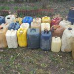 В Комрате неизвестные украли со склада дизтопливо