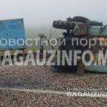 Вблизи Чадыр-Лунги перевернулся трактор: пострадали два человека (ФОТО)