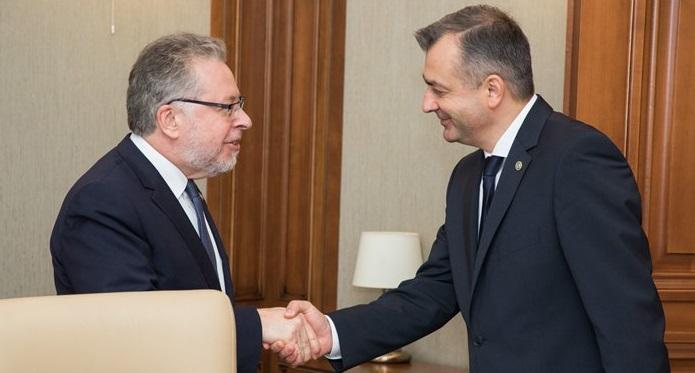 Франция поддержит Молдову в реализации реформ