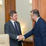 Ион Кику провёл встречу с британским послом