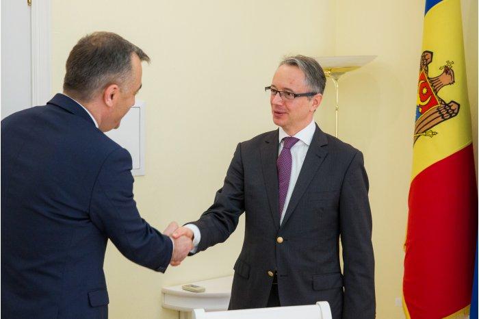 """Молдавское правительство намерено активизировать диалог в переговорном формате """"5+2"""""""