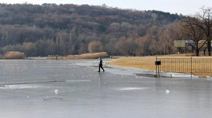 Гидрологи сообщают о формировании льда на водоёмах Молдовы