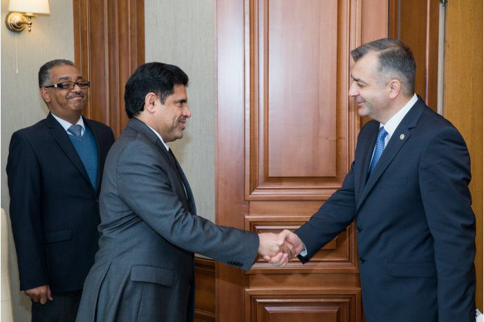 Молдова активизирует экономическое сотрудничество с Катаром (ФОТО)
