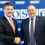 Министр иностранных дел провёл встречу с действующим председателем ОБСЕ