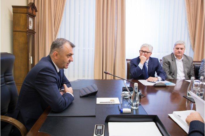 В правительстве обсуждалась подготовка молдавских спортсменов к летней Олимпиаде в Токио