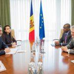 Ион Кику встретился с заместителем помощника госсекретаря США (ФОТО)