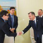 Ион Кику встретился с группой чешских инвесторов