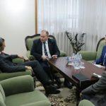 Министр иностранных дел встретился с главой Бюро Совета Европы в Кишинёве