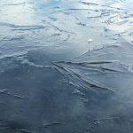 Гидрологи предупреждают о формировании льда на водоёмах