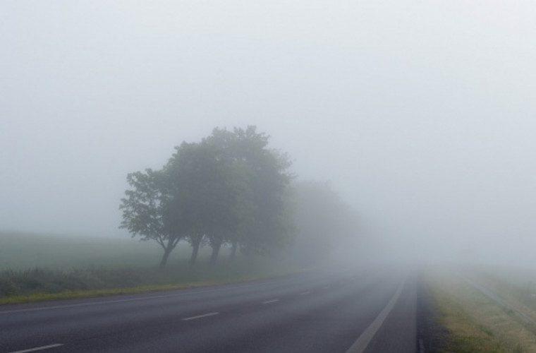 """""""Жёлтый код"""" из-за тумана продлён"""