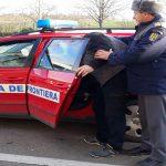 Румынские пограничники задержали молдаванина, разыскиваемого властями Германии