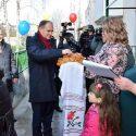 Чебан принял участие в открытии обновлённого детского сада на Чеканах (ФОТО)