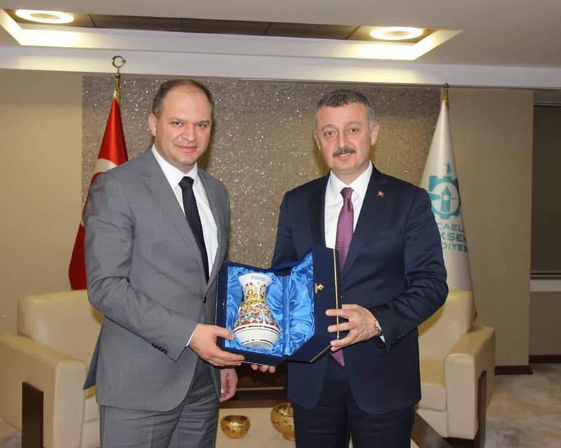 Ион Чебан провел ряд важных встреч в Турции (ФОТО)