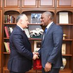 Встреча Додон-Хоган: что обсуждали президент и посол США (ФОТО)