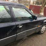 Поцарапал чужое авто и скрылся: в Слободзее разыскивают нарушителя