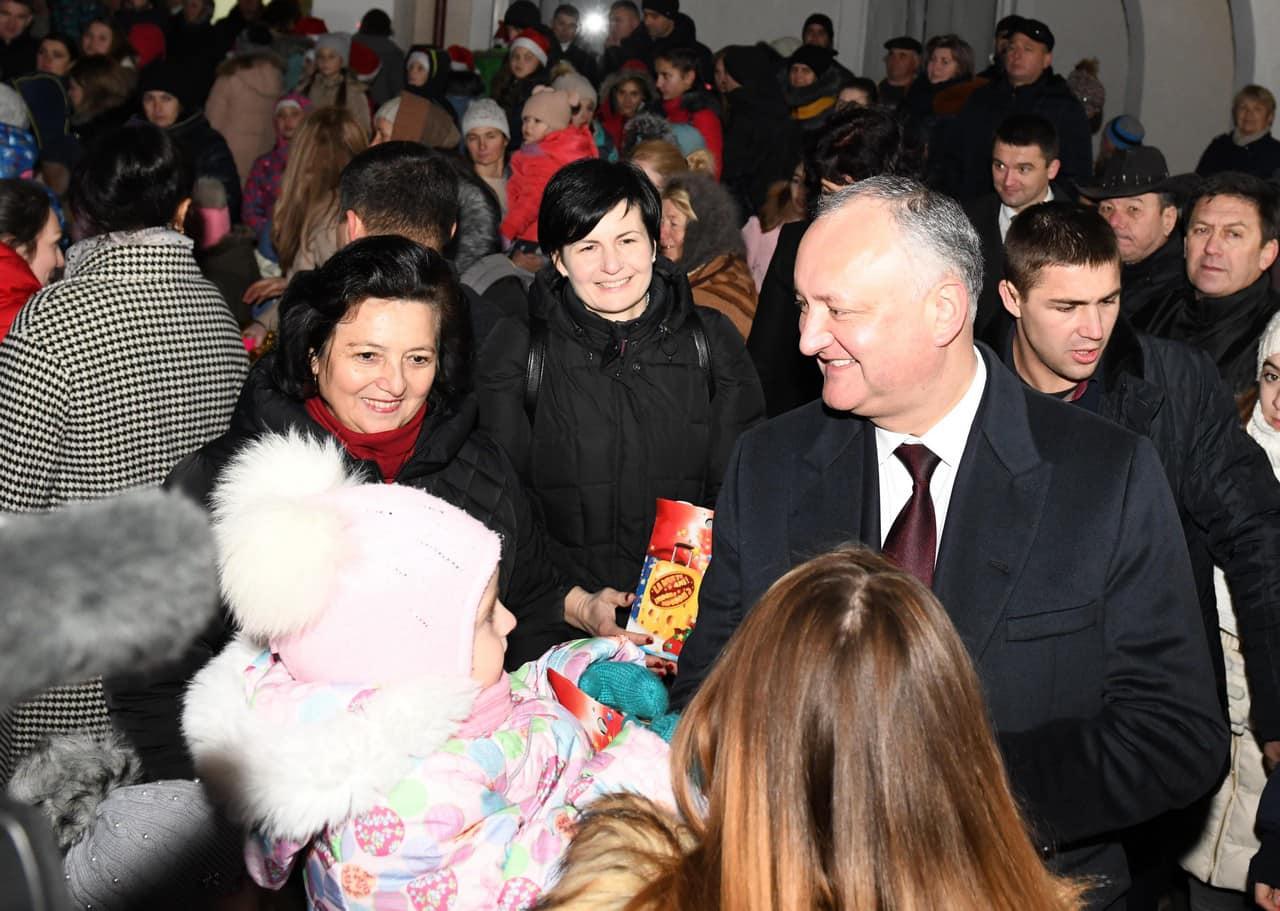 Как это было: церемонию открытия новогодних елок руководством страны показали в 4-минутном видео