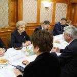 Спикер провела важную встречу в Венгрии (ФОТО)