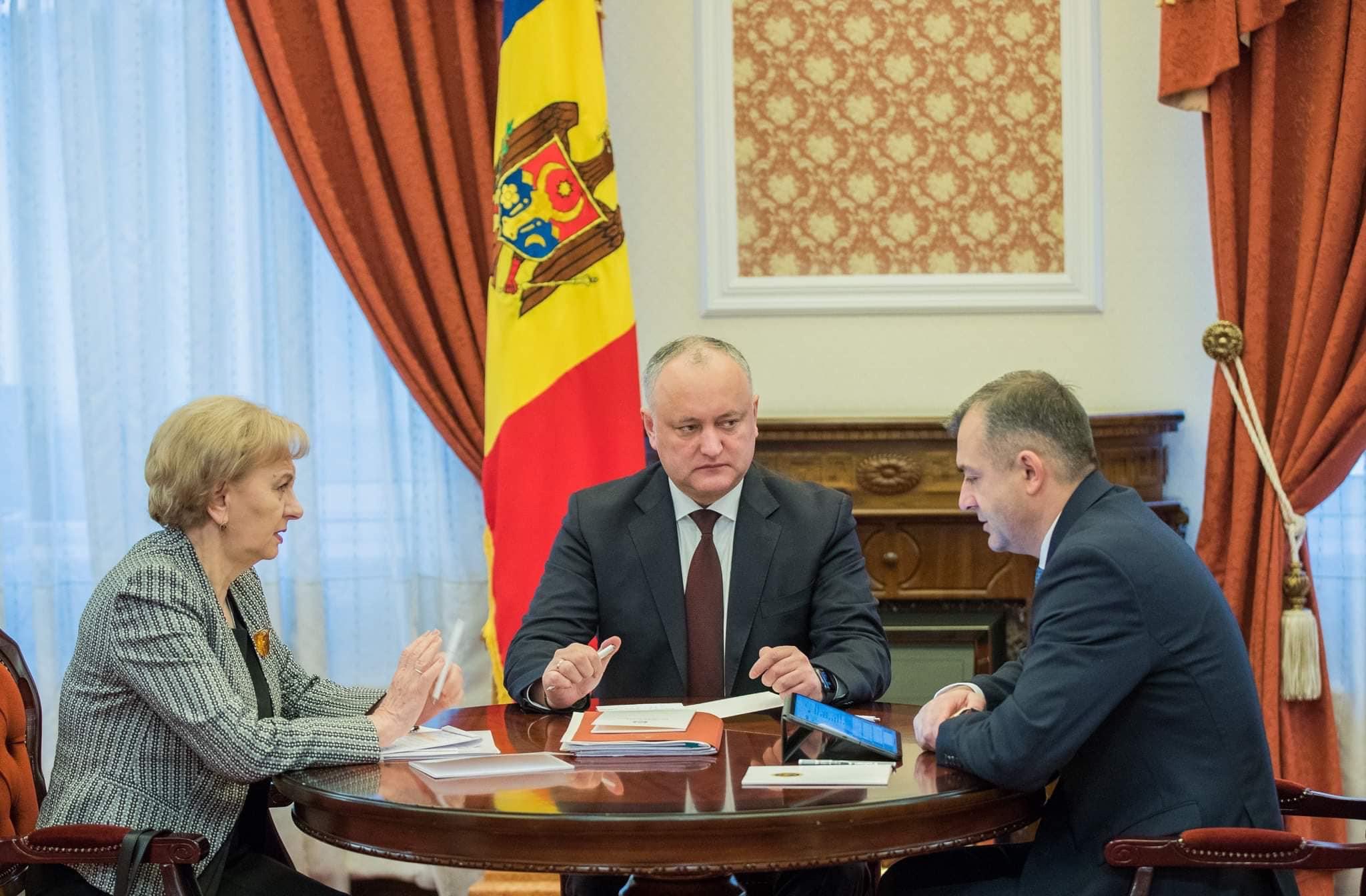 Президент, спикер и премьер провели традиционное совещание: о чем шла речь (ВИДЕО, ФОТО)