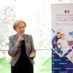Гречаный приняла участие в открытии благотворительной ярмарки в центре «Artico» (ФОТО)