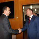 Ион Чебан встретился с мэром турецкого муниципия Конья (ФОТО)