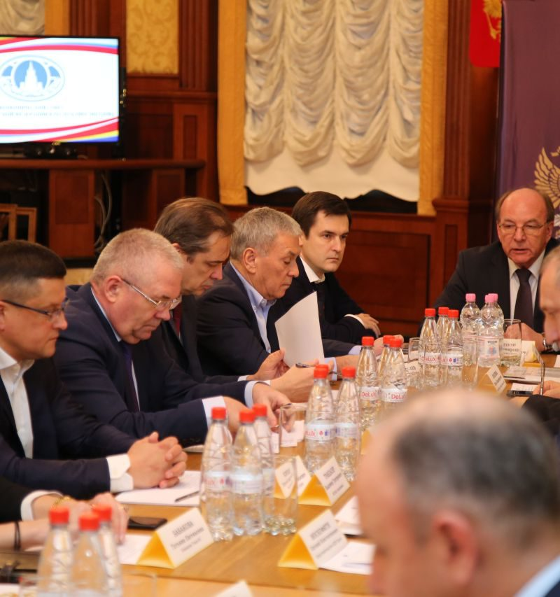В посольстве России в Молдове состоялось первое заседание обновленного Экономического совета