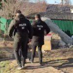 Марихуану на 100 000 леев изъяли полицейские у одного из членов наркогруппы (ФОТО, ВИДЕО)