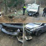 ДТП близ Каменки: автомобиль вылетел на обочину на скользкой дороге