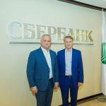 Игорь Додон провел встречу с председателем правления «Сбербанка» (ФОТО)