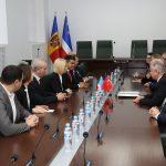 Ирина Влах встретилась с делегацией депутатов из Турции (ФОТО)