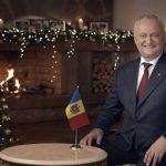 Президент поздравил граждан, празднующих Рождество по новому стилю