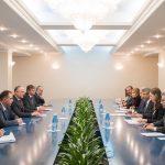Президент совершит официальный визит в Турцию (ФОТО)