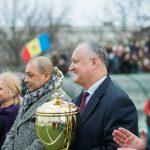 Под патронатом президента продвигается и развивается детский футбол (ФОТО, ВИДЕО)