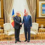 Додон встретился с Эрдоганом: о чем говорили президенты двух стран (ФОТО, ВИДЕО)