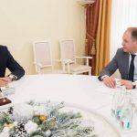 Кику и Чебан обсудили сотрудничество правительства и примарии