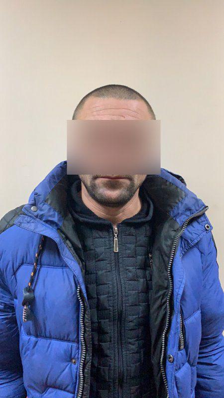 Нетрезвый молдаванин без документов попытался обманным путём попасть в соседнюю страну (ВИДЕО)